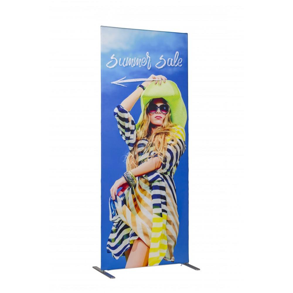 Zipper Banner SLIM