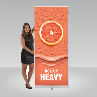 RollUP-Display HEAVY